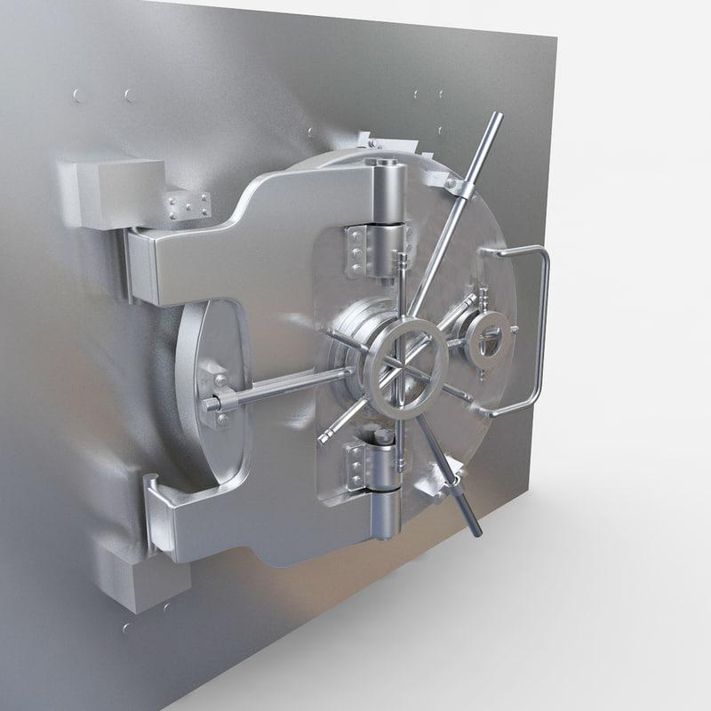 bank vault max