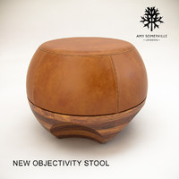 new objectivity stool 3d max