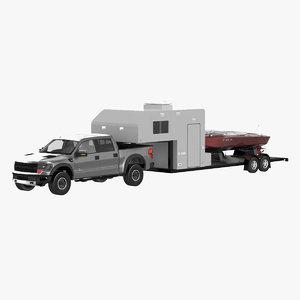 max lowboy camper pickup