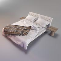 3d nuage 2 bed poltrona