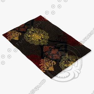 3dsmax chandra rugs dha-7503