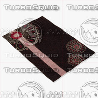 3ds max chandra rugs dha-7523