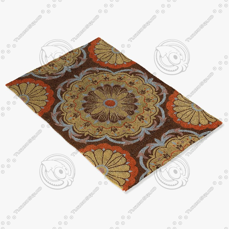 ma chandra rugs dha-7536