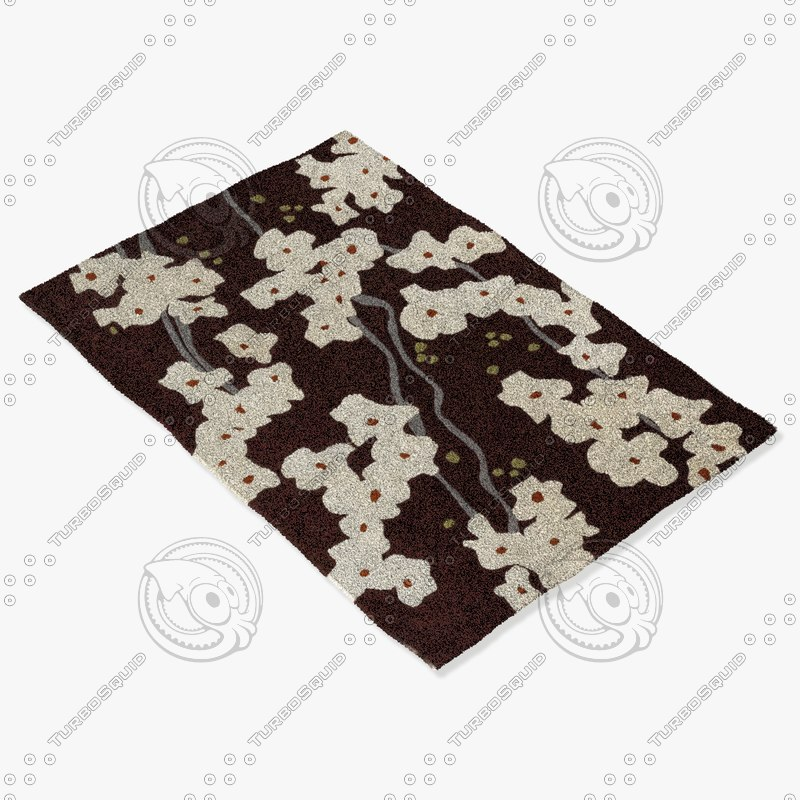 3d chandra rugs inh-21612 model
