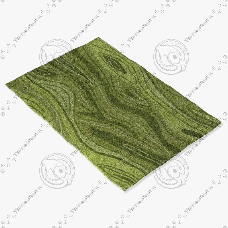 3ds max chandra rugs inh-21617