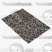 chandra rugs inh-21618 3d max