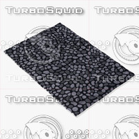chandra rugs inh-21619 3d 3ds