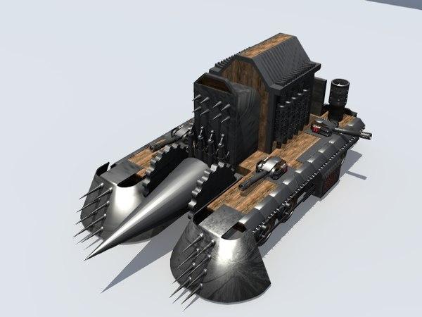 lwo evil train