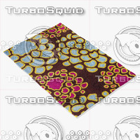 3d model of chandra rugs inh-21626