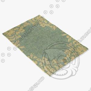 3d 3ds chandra rugs jan-2602