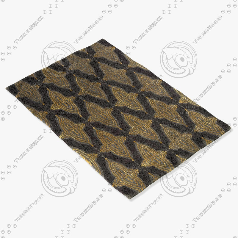 3ds max chandra rugs jes-28901