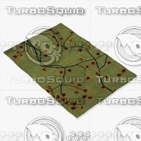 chandra rugs kat-2004 3d 3ds