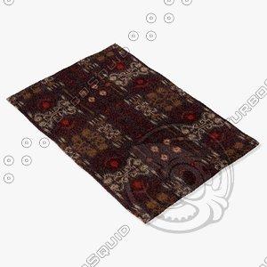 chandra rugs lin-32003 3ds