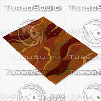 3d chandra rugs met-518