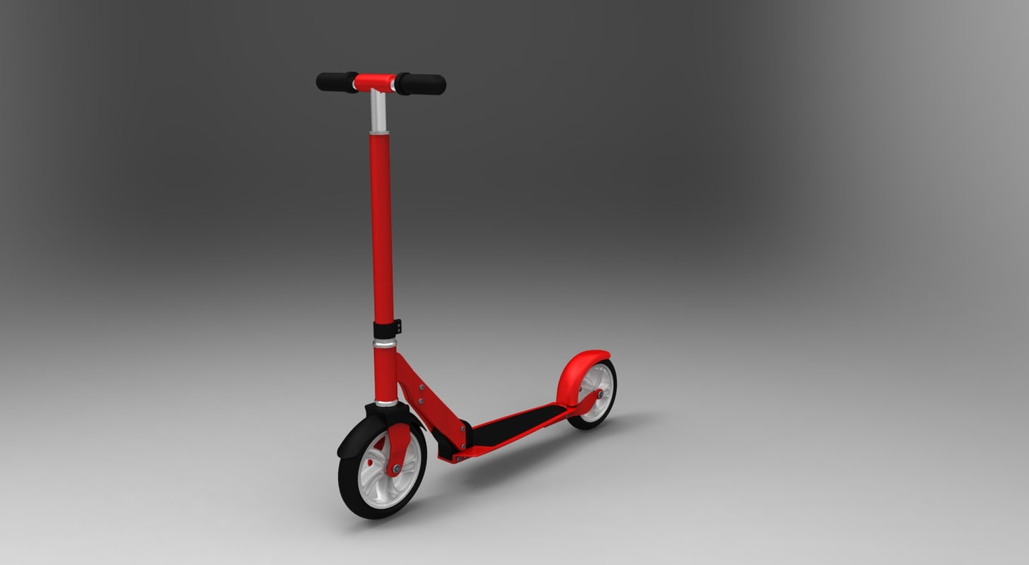 max scooter