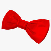 bow tie 3ds