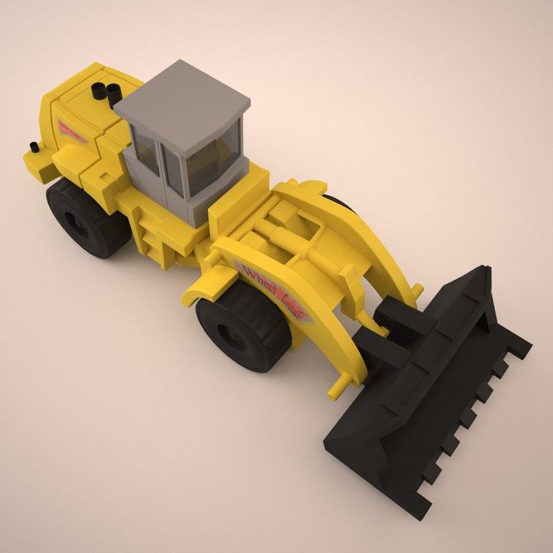 max industrial wheel loader