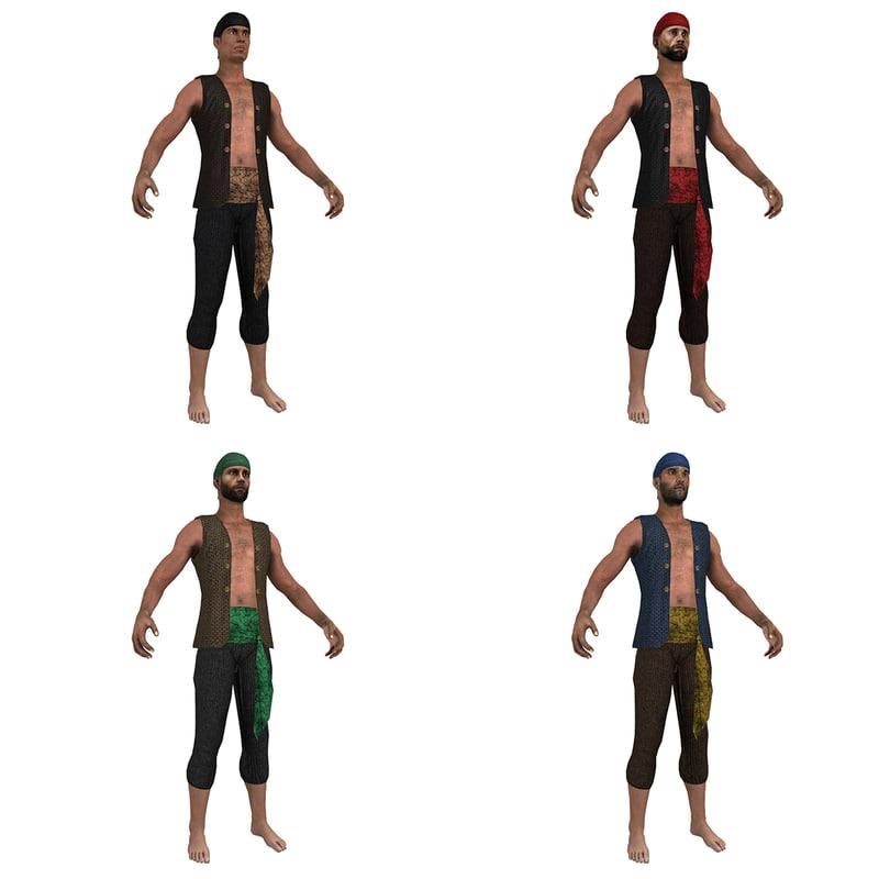 max pack pirate