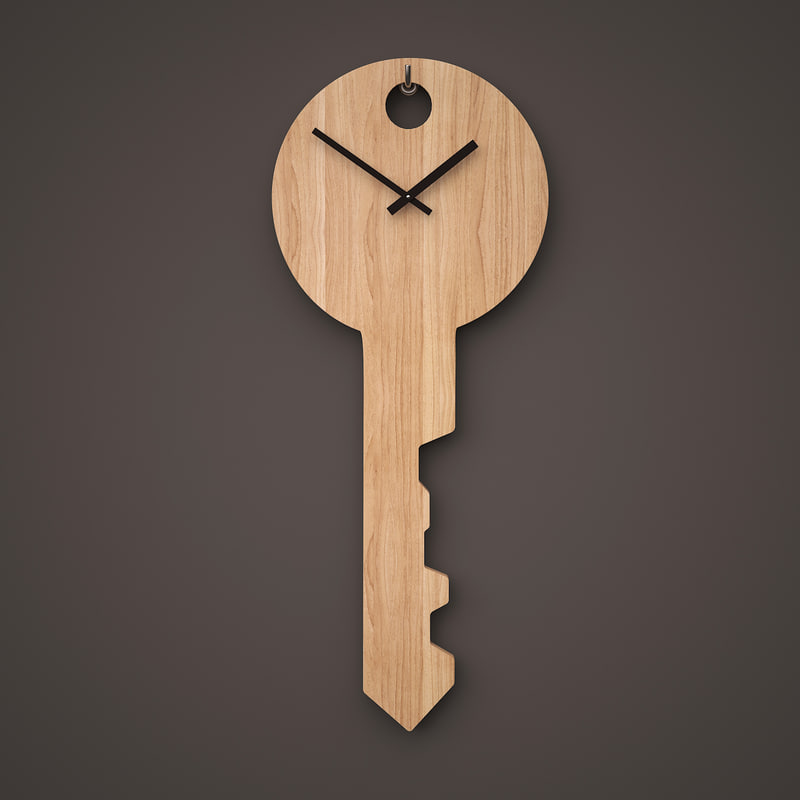 max wall clock key