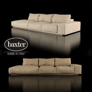 monsieur sofa 3d model