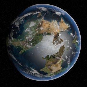 3d planet omega iv