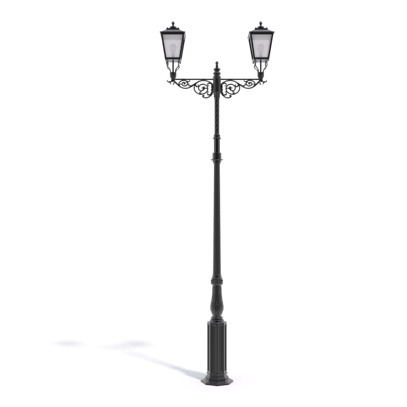redguard fashion lamp street streetlamps lamps eso paired