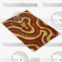 3d chandra rugs rai-802 model