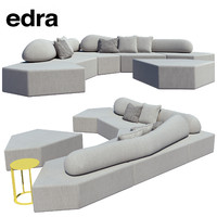 Edra Sofa prodotti divani on-the-rocks