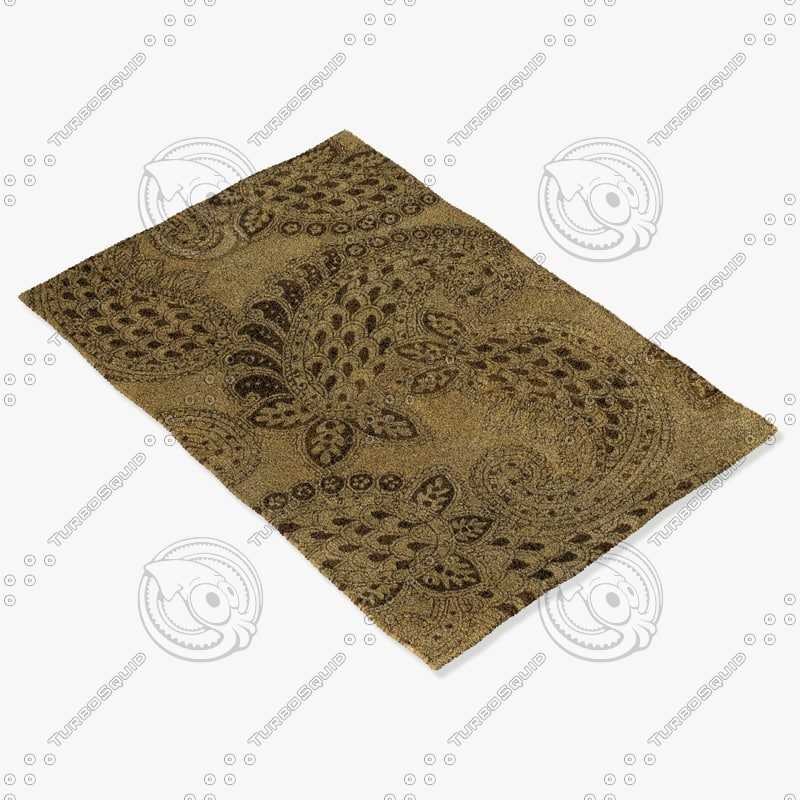 chandra rugs row-11111 3d 3ds