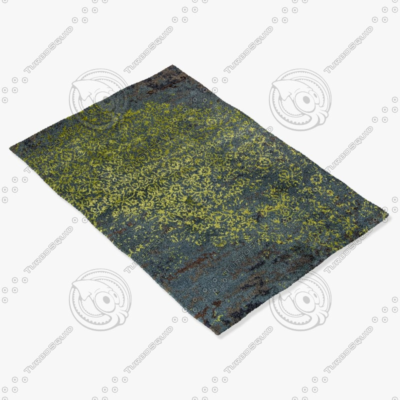 chandra rugs rup-39605 3d 3ds