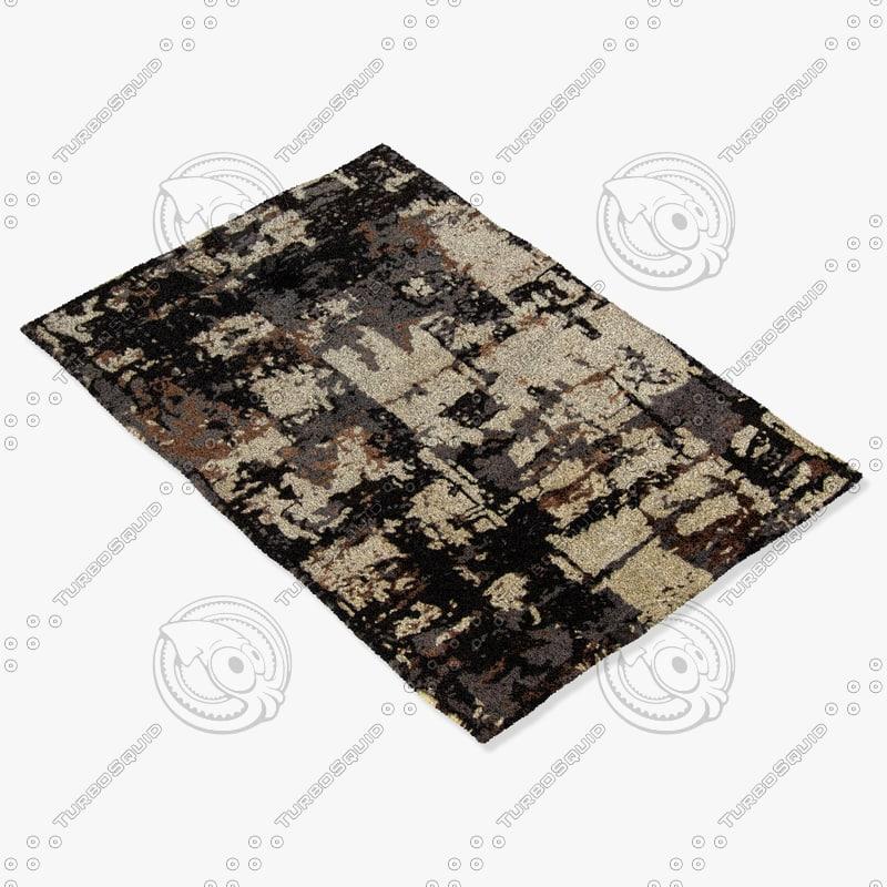 3d chandra rugs rup-39611