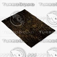 chandra rugs spr-29103 3d model
