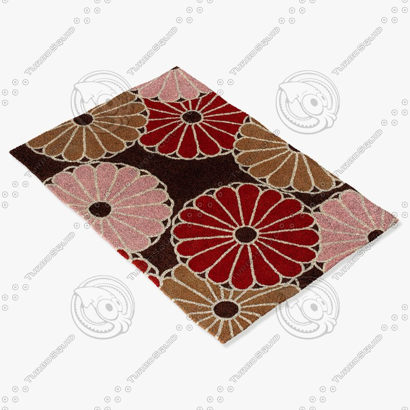 chandra rugs t-pctp 3ds