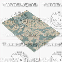 3d chandra rugs t-rpc model