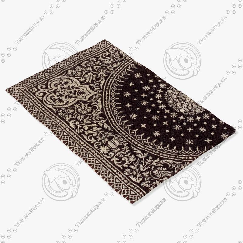 chandra rugs t-socc 3d model