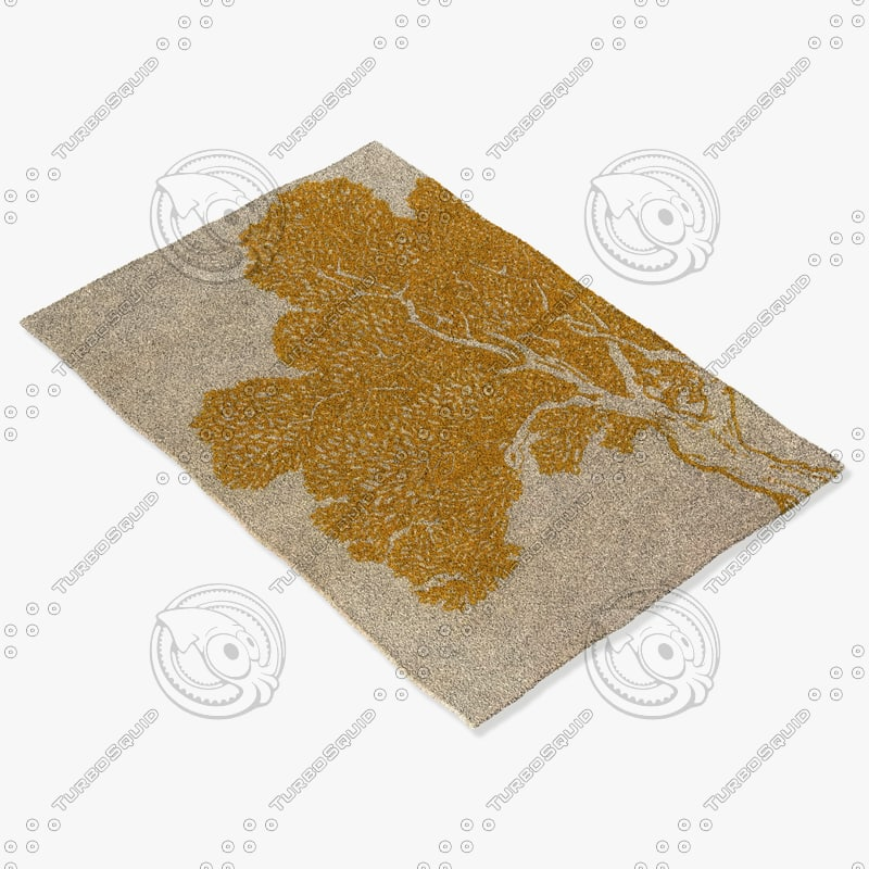 chandra rugs t-tryc 3d max