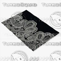 chandra rugs tar-18700 3d max