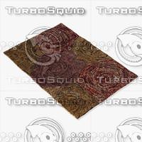3d chandra rugs twi-25102 model