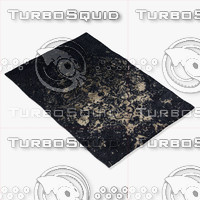 3d model chandra rugs vel-29300
