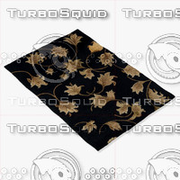 3d model chandra rugs ver-607