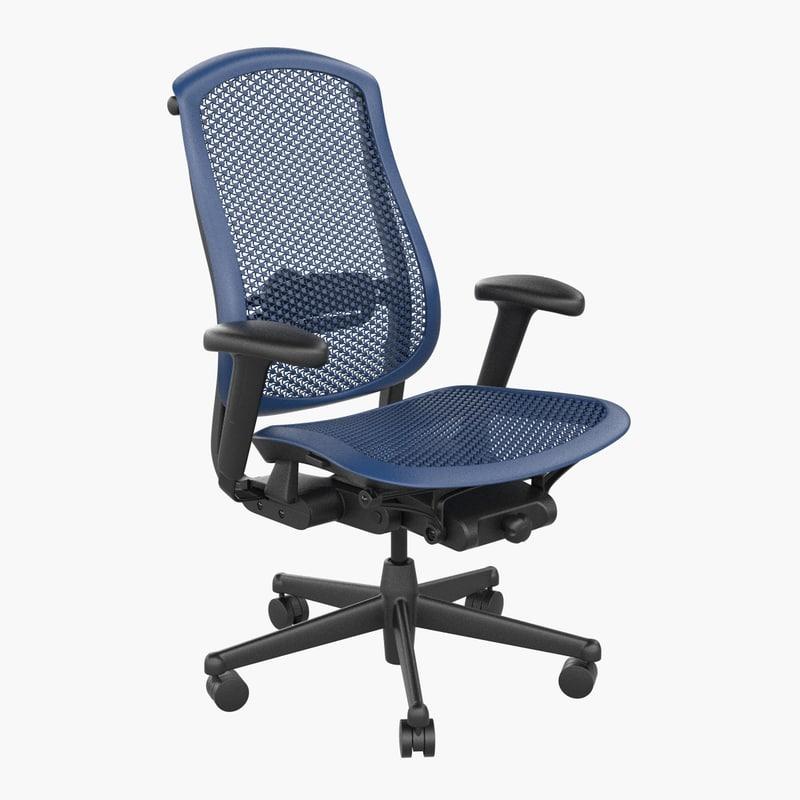 3d celle chair