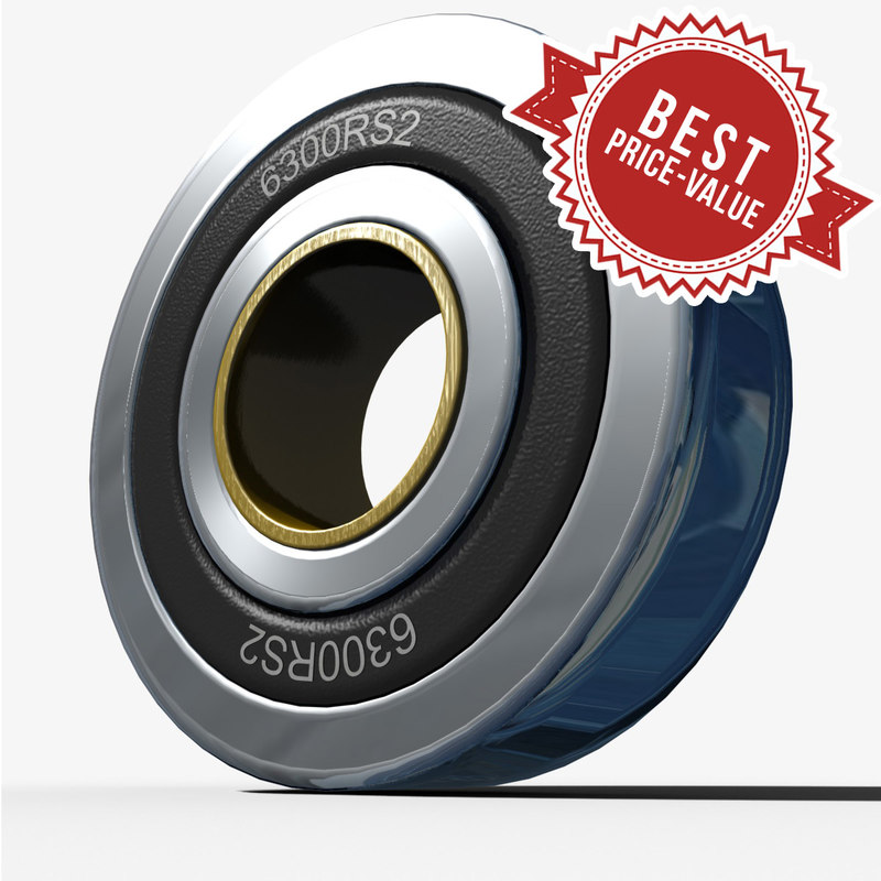bearing 3d model