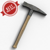 claw hammer 3d max