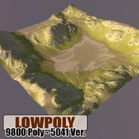 3ds max mountain maps terrain