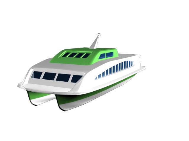 max catamaran ferry