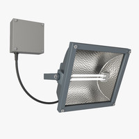 Wallmounted Floodlight