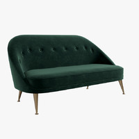 Brabbu Malay 2 Seat Sofa