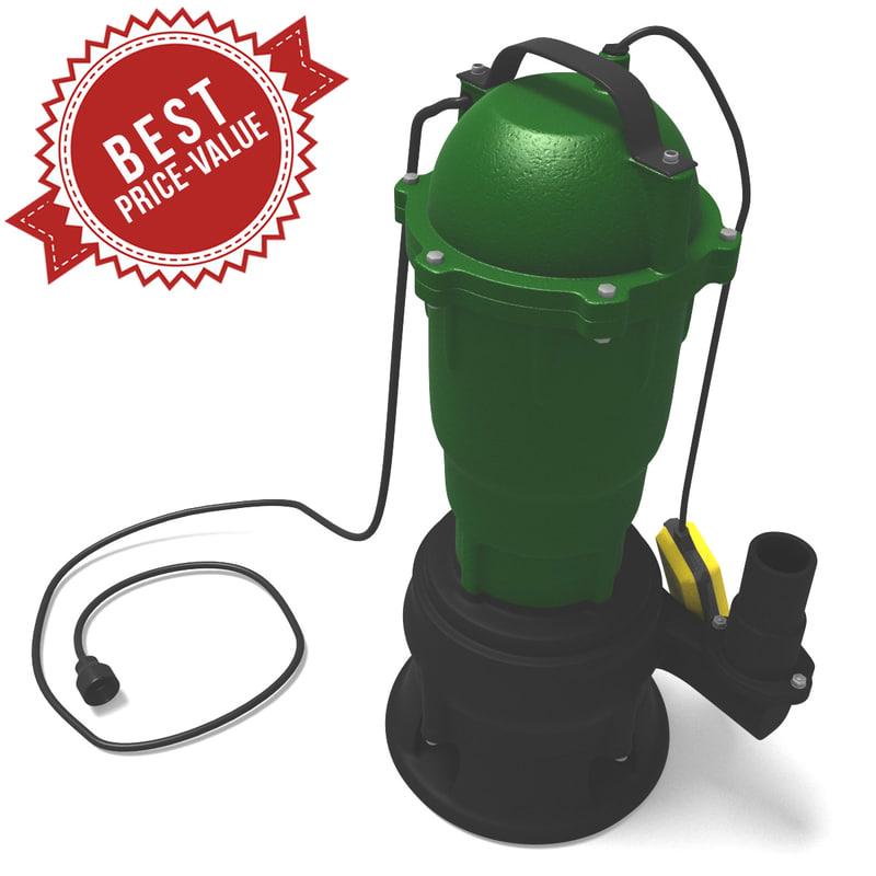 max sludge pump