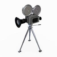 retro camera 3d 3ds