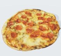 scan pizza obj